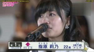 AKB48 41st Single Senbatsu Sousenkyo – Sashihara Rino